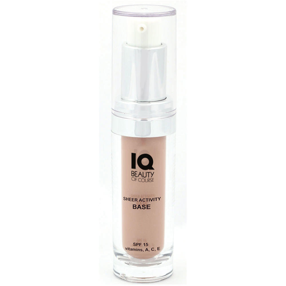 Sheer Activity Base Tinted Moisturizer